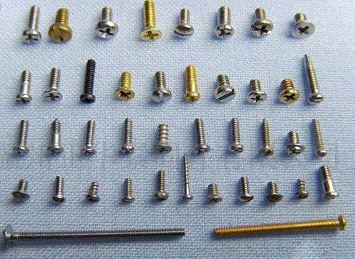 不锈钢(铜)小螺丝